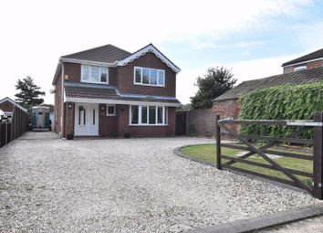 Thumbnail 4 bed detached house for sale in Mill Lane, Grainthorpe, Louth