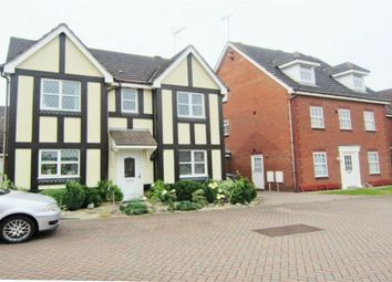 Thumbnail 4 bedroom detached house to rent in Quantock Close, Stevenage