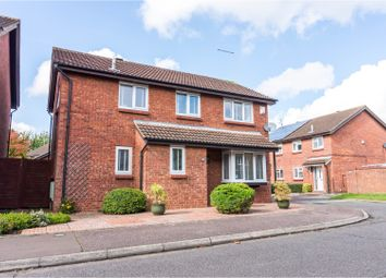 Thumbnail 4 bed detached house for sale in Uplands, Peterborough