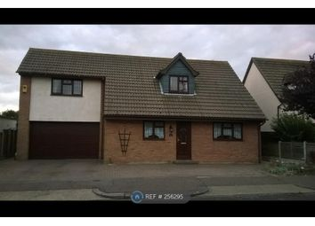 Thumbnail 4 bed detached house to rent in Ulster Ave, Shoeburyness