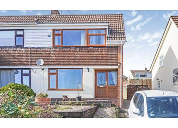 Thumbnail 3 bed semi-detached house for sale in Highfield Road, Newport