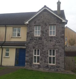 Thumbnail 3 bed semi-detached house for sale in 14 Church Manor, Carrigallen, Leitrim