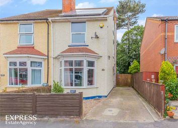 Thumbnail 4 bed semi-detached house for sale in Somersby Grove, Skegness, Lincolnshire