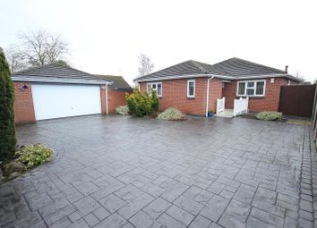 Thumbnail 3 bed detached bungalow for sale in Station Road, Mickleover, Derby