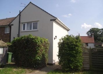Thumbnail 2 bed terraced house to rent in High Meadows, Fiskerton, Lincoln