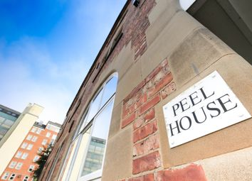 Thumbnail 2 bedroom flat to rent in Peel House, Temple Street, Newcastle Upon Tyne
