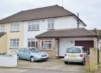 Thumbnail 4 bed semi-detached house for sale in Ravensbury Road, Orpington