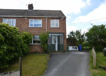 Thumbnail 3 bed semi-detached house for sale in St Lawrence Square, Sigglesthorne, East Yorkshire