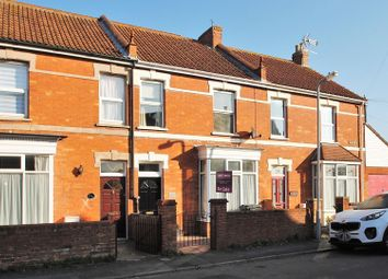 Thumbnail 3 bedroom terraced house for sale in Lynton Road, Burnham-On-Sea