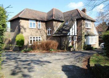 Thumbnail 4 bed detached house to rent in Rook Lane, Chaldon, Caterham