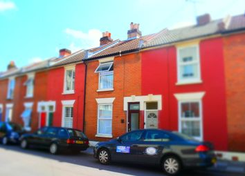 Thumbnail 4 bed shared accommodation to rent in Wisborough Road, Southsea, Portsmouth, Hampshire