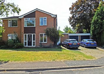 Thumbnail 4 bed detached house for sale in Huttles Green, Shepreth, Royston