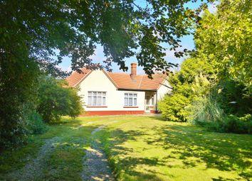 Thumbnail 4 bedroom detached bungalow for sale in Great Waldingfield, Sudbury, Suffolk