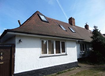Thumbnail 5 bed semi-detached bungalow to rent in Middleton Boulevard, Wollaton, Nottingham