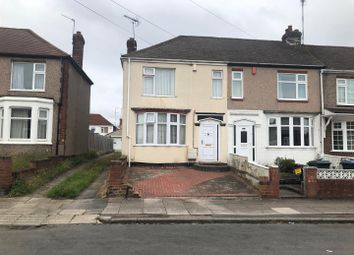 2 bed end terrace house for sale in Grangemouth Road, Radford, Coventry CV6