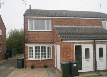 Thumbnail 2 bed flat to rent in Handsworth Gardens, Armthorpe, Doncaster
