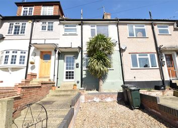 Thumbnail 3 bedroom terraced house for sale in Oakfield Park Road, Wilmington, Kent