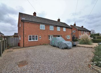Thumbnail 3 bed semi-detached house for sale in Moorgate Road, Dereham