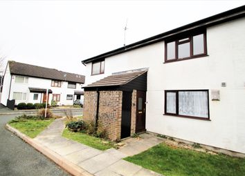 Thumbnail 1 bed flat for sale in St. Boniface Close, Plymouth