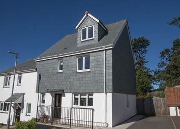 Thumbnail 4 bed semi-detached house for sale in Roberts Close, Mevagissey, St. Austell