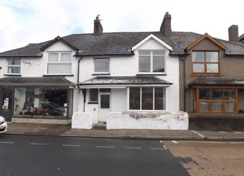 Thumbnail 3 bed terraced house for sale in High Street, Porthmadog, Gwynedd
