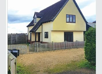 Thumbnail 3 bedroom detached house for sale in 40A Black Horse Drove, Littleport, Cambridgeshire