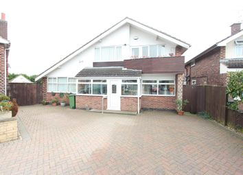 Thumbnail 3 bed detached house for sale in Sparkenhoe, Croft, Leicester