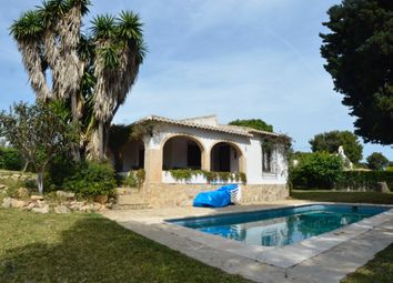 Thumbnail 3 bed villa for sale in Tosalet, Jávea, Alicante, Valencia, Spain