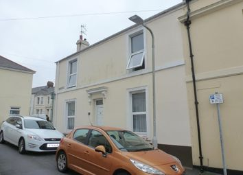 Thumbnail 3 bed end terrace house for sale in Chedworth Street, Plymouth