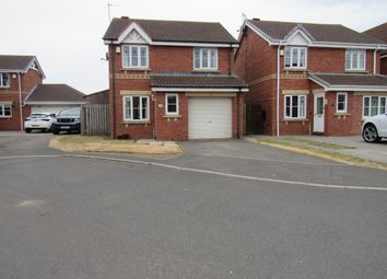 Thumbnail 3 bed detached house for sale in Coxley Court, Rossington