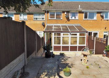 Thumbnail 3 bed terraced house for sale in Kingsway Avenue, Ollerton, Newark