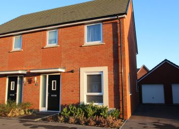 Thumbnail 3 bed semi-detached house for sale in 14 Gray Street Longhedge, Salisbury