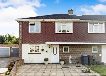 Thumbnail 3 bed semi-detached house for sale in Lorne Gardens, Shirley, Croydon, Surrey