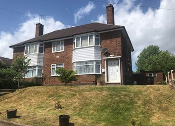 Thumbnail 1 bed maisonette for sale in Ormscliffe Road, Rednal, Birmingham