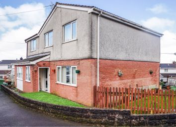 Thumbnail 4 bed detached house for sale in Meadow Rise, Brynna, Pontyclun