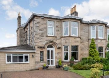 Thumbnail 4 bed semi-detached house for sale in Stewarton Drive, Cambuslang, Glasgow, South Lanarkshire