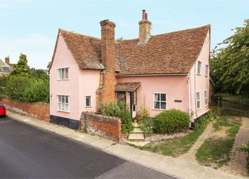 Thumbnail 4 bed detached house for sale in Benton Street, Hadleigh, Ipswich, Suffolk