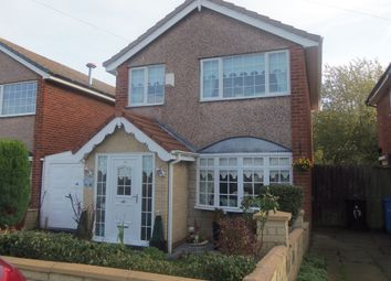 Thumbnail 3 bed detached house for sale in Court Avenue, Halewood, Liverpool