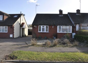 Thumbnail 2 bed bungalow for sale in Field View Road, Potters Bar
