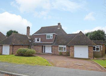 Thumbnail 4 bedroom detached house to rent in The Paddocks, Weybridge, Surrey