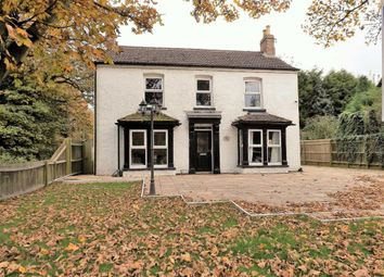 Thumbnail 4 bed detached house for sale in Church Gate, Whaplode, Spalding