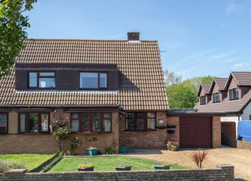 Thumbnail 3 bed semi-detached house for sale in Newbury Lane, Silsoe, Bedford