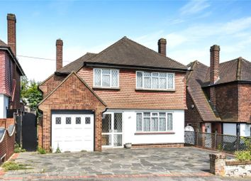 Thumbnail 3 bed detached house for sale in Millwell Crescent, Chigwell, Essex