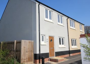Thumbnail 2 bedroom semi-detached house for sale in Ladywell Meadows, Chulmleigh