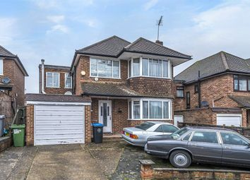 Thumbnail 4 bed detached house for sale in Adams Close, London