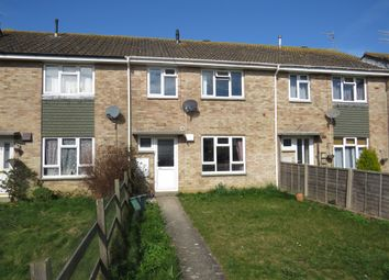 Thumbnail 3 bed terraced house for sale in Louviers Road, Weymouth