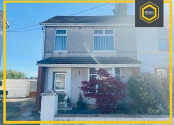 Thumbnail 3 bed semi-detached house for sale in Zammit Crescent, Llanelli