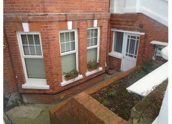 Thumbnail 1 bed flat to rent in Flat 1 Lewis Crescent, Cliftonville, Margate
