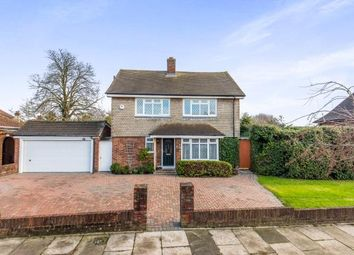 Thumbnail 4 bed detached house for sale in Worcester Park, Surrey