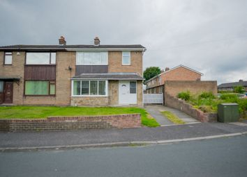 Thumbnail 3 bed semi-detached house for sale in Foxroyd Lane, Dewsbury, West Yorkshire